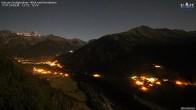 Archiv Foto Webcam Kals am Großglockner - Blick nach Nordosten 18:00