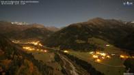Archiv Foto Webcam Kals am Großglockner - Blick nach Nordosten 22:00