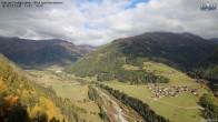 Archiv Foto Webcam Kals am Großglockner - Blick nach Nordosten 08:00