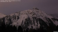 Archiv Foto Webcam Gamshütte Zillertal Blick zum Tristner 00:00