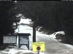 Archiv Foto Webcam Kammloipe: Weitersglashütte - Blick vom Hotel Kranichsee 02:00