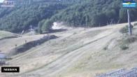 Archiv Foto Webcam Campo Felice - Sessellift Cerchiare und Schlepplift Pista Dick 02:00