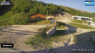 Archiv Foto Webcam Campo Felice – Bergstation Sesselbahn Campo Felice und Chalet del Bosco 05:00