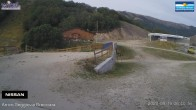 Archived image Webcam Campo Felice - top station chairlift Campo Felice and Chalet del Bosco 00:00