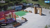 Archiv Foto Webcam Campo Felice - Talstation Sessellift Brecciara (Italien) 04:00