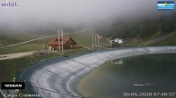 Archiv Foto Webcam Campo Felice – Talstation Sessellift Cisterna und Chalet del Lago, Italien 02:00