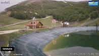 Archiv Foto Webcam Campo Felice – Talstation Sessellift Cisterna und Chalet del Lago, Italien 10:00