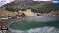 Archiv Foto Webcam Campo Felice – Talstation Sessellift Cisterna und Chalet del Lago, Italien 06:00