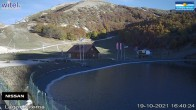 Archiv Foto Webcam Campo Felice – Lage Cisterna 10:00