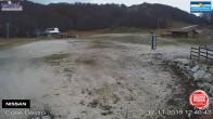 Archiv Foto Webcam Campo Felice - Talstation Sessellift Colle Destro und Chalet Innamorati (Italien) 06:00