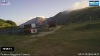 Archiv Foto Webcam Campo Felice – Pisten Lupo, Gigi Panei, Sagittario und Rondini 00:00