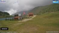Archiv Foto Webcam Campo Felice – Pisten Lupo, Gigi Panei, Sagittario und Rondini 04:00