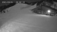 Archiv Foto Webcam Skigebiet Gala Yuzawa - Blick auf die Piste 18:00