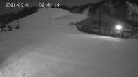 Archiv Foto Webcam Skigebiet Gala Yuzawa - Blick auf die Piste 20:00