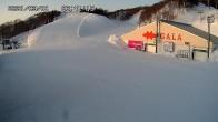 Archiv Foto Webcam Skigebiet Gala Yuzawa - Blick auf die Piste 00:00
