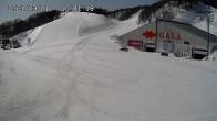 Archiv Foto Webcam Skigebiet Gala Yuzawa - Blick auf die Piste 04:00