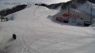 Archiv Foto Webcam Skigebiet Gala Yuzawa - Blick auf die Piste 08:00