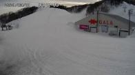 Archiv Foto Webcam Skigebiet Gala Yuzawa - Blick auf die Piste 10:00