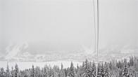 Archived image Webcam Åreskutan- Åre Ski Resort 08:00