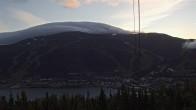 Archiv Foto Webcam Åreskutan - Skigebiet Åre 22:00