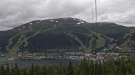Archiv Foto Webcam Åreskutan - Skigebiet Åre 04:00