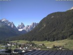 Archived image Webcam Sexten - View from Hotel Gruber 02:00