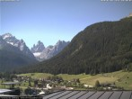 Archived image Webcam Sexten - View from Hotel Gruber 04:00