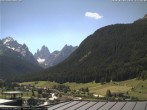 Archived image Webcam Sexten - View from Hotel Gruber 06:00