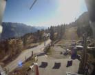 Archiv Foto Webcam Hochzillertal: Blick von Kaltenbacher Skihütte, Zillertal (Tirol) 10:00