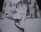 Archiv Foto Webcam Hochzillertal: Blick von Kaltenbacher Skihütte, Zillertal (Tirol) 02:00