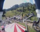 Archiv Foto Webcam Hochzillertal: Blick von Kaltenbacher Skihütte, Zillertal (Tirol) 04:00