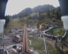 Archiv Foto Webcam Hochzillertal: Blick von Kaltenbacher Skihütte, Zillertal (Tirol) 06:00