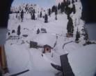 Archiv Foto Webcam Hochzillertal: Blick von Kaltenbacher Skihütte, Zillertal (Tirol) 00:00