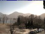 Archiv Foto Webcam Bad Wiessee - Blick auf den Tegernsee 06:00