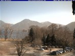 Archiv Foto Webcam Bad Wiessee - Blick auf den Tegernsee 08:00