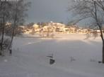 Archiv Foto Webcam Bad Bayersoien - Blick auf den Soier See 02:00