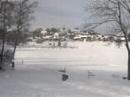 Archiv Foto Webcam Bad Bayersoien - Blick auf den Soier See 06:00