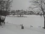Archiv Foto Webcam Bad Bayersoien - Blick auf den Soier See 09:00