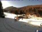 Archiv Foto Webcam Monte Cimone - Lago della Ninfa 06:00