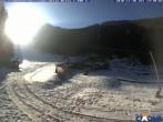 Archiv Foto Webcam Monte Cimone - Lago della Ninfa 08:00