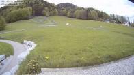 Archiv Foto Webcam Ruhpolding - Rodelbahn Chiemgau Coaster 14:00