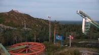 Archived image Webcam Ruka - Chair lift Saarua 21:00