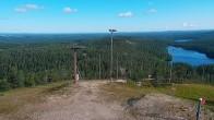 Archived image Webcam Ruka - Chair lift Saarua 03:00