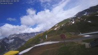 Archiv Foto Webcam Torrent - Rinderhütte Pisten 06:00