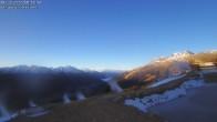 Archived image Webcam Bellwald - Lake Fleschensee 02:00