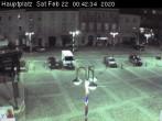 Archiv Foto Webcam Judenburg: Hauptplatz 18:00