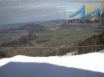 Archiv Foto Webcam Bergstation Mittagbahn - Blick nach Norden 10:00