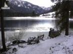 Archiv Foto Webcam Luitpoldweg am Hintersee bei Ramsau 04:00