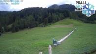 Archiv Foto Webcam Skigebiet Prali - Baby Ghigo Piste 08:00