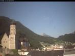 Archiv Foto Webcam Sicht auf Laurentiuskirche und Rathaus in Bludenz (Vorarlberg, Österreich) 10:00